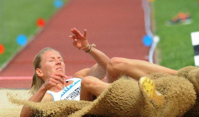 Schwarzkopf und Oeser für Olympia qualifiziert (Foto)