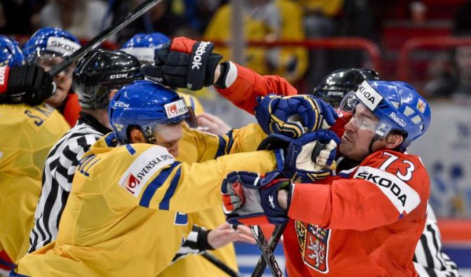 Schweden bei WM bereits reif für den Titel (Foto)