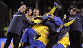 Schweden schafft die Sensation (Foto)