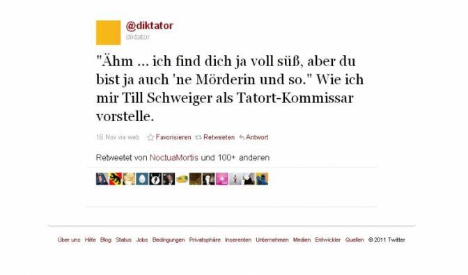 Schweiger (Foto)
