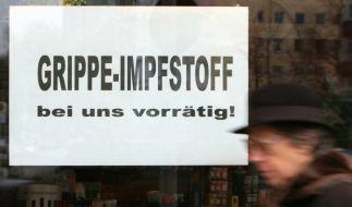 Schweinegrippe (Foto)