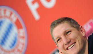 Schweinsteigers Ja-Wort lässt Bayern schwelgen (Foto)