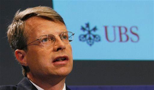 Schweiz Finanzmaerkte UBS (Foto)