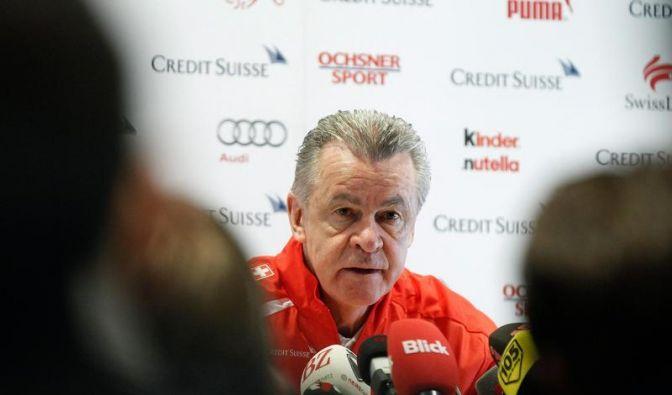 Schweiz mit fünf Bundesligaprofis gegen Deutschland (Foto)