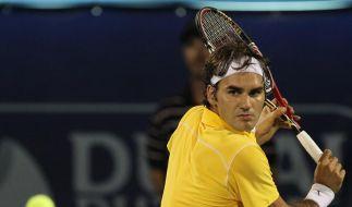 Schweizer Federer will wieder Davis Cup spielen (Foto)