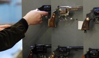 Schweizer Waffenrecht bleibt unangetastet (Foto)