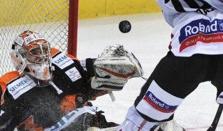 Schwenninger Wild Wings verpflichten Eishockey-Goalie Lukas Lang (Foto)