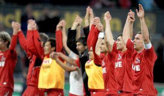 Schwere Kost: Kölner ärgerten zuletzt FC Bayern (Foto)