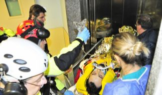 Schwerer Unfall von Robert Kubica (Foto)