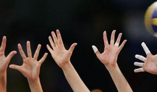 Schweriner SC gewinnt erstes Volleyballfinale (Foto)