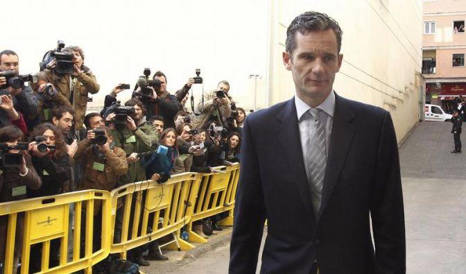Schwiegersohn des spanischen Königs in der Klemme (Foto)