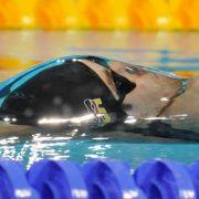 Schwimmen ist ein idealer Fatburner - und gelenkschonend.