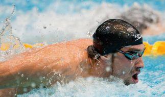 Schwimmerin Evans bei Comeback unter Norm (Foto)