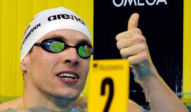 Schwimmstar Biedermann sucht olympischen «Feinschliff» (Foto)