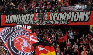 Scorpions im DEL-Keller - Trainer fest im Sattel (Foto)