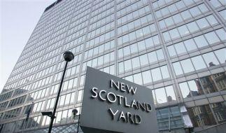 Scotland Yard ist drangeblieben. (Foto)