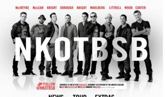 Screenshot NKOTBSB-Homepage (Foto)