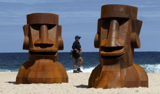 Sculptures by the Sea (Foto)