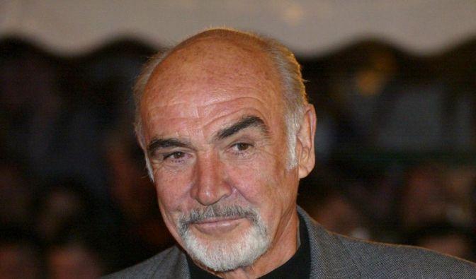 Sean Connery wird 80 (Foto)
