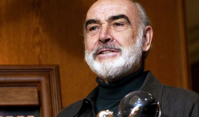 Sean Connery (Foto)