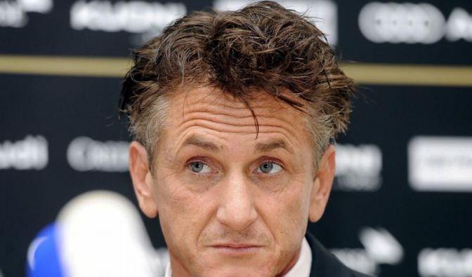 Sean Penn gibt Robert de Niro Regieanweisungen (Foto)