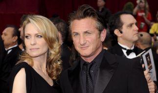 Sean Penn und Robin Wright Penn konnten ihre Ehe nicht retten. (Foto)