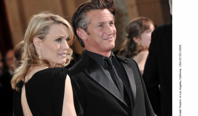 Sean Penns Frauen (Foto)