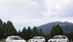 Seats Ecomotive-Modelle  (Foto)