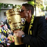Sebastian Kehl kennt noch ein Gesetzt des Pokals: Man muss ihn lieb haben, den goldenen Pott!