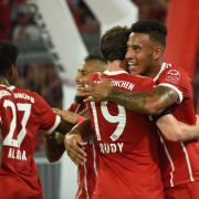 Bundesliga-Auftakt: Bayern beim 3:1 zu stark für mutige Leverkusener (Foto)