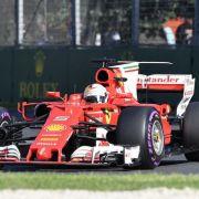 Sebastian Vettel verpasst Pole Position in Shanghai (Foto)