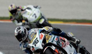 Sechs deutsche Piloten in Motorrad-WM (Foto)