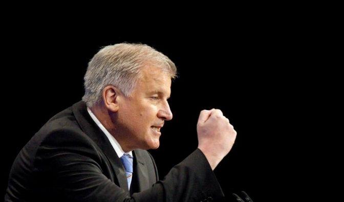 Seehofer: «Solidarität darf Eigenverantwortung nicht ersetzen» (Foto)