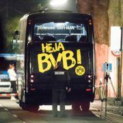 Haftbefehl gegen mutmaßlichen BVB-Attentäter erlassen (Foto)