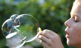 Seifenblase (Foto)