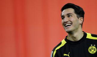 Sein Lachen ist zurück: Nuri Sahin greift beim BVB an. (Foto)