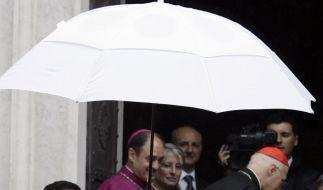 Seine Nähe zum Papst hat Paolo Garbriele sträflich missbraucht. (Foto)