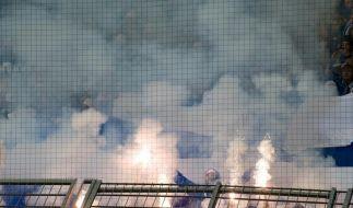 Seine randalierenden Fans kosten Schalke 50.000 Euro. (Foto)