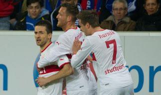«Seine Rückkehr vergoldet»: VfB feiert Ibisevic (Foto)