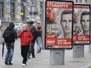 Seine Sportkarriere hat Vitali Klitschko beendet, in der Politik hat er noch viel vor: Der Boxchampion will Regierungschef seines Heimatlandes Ukraine werden. (Foto)