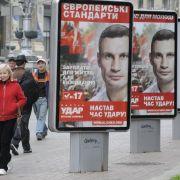 Seine Sportkarriere hat Vitali Klitschko beendet, in der Politik hat er noch viel vor: Der Boxchampion will Regierungschef seines Heimatlandes Ukraine werden.