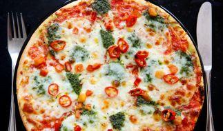 Seit 31 Jahren nur Pizza gegessen (Foto)