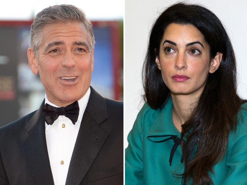 brisantes mandat f r amal alamuddin clooney verlobte verteidigt gaddafis ex handlanger. Black Bedroom Furniture Sets. Home Design Ideas