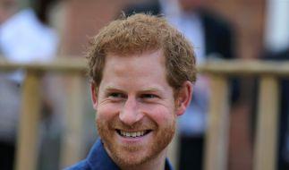 Seit seiner Verlobung mit Meghan Markle herrscht bei Prinz Harry Dauergrinsen. (Foto)