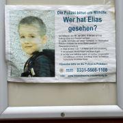 Seit acht Wochen sucht die Polizei nach dem verschwundenen Elias aus Potsdam. (Foto)