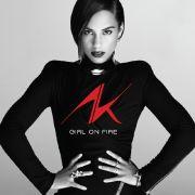 Selbstbewusst wie nie zeigt sich Alicia Keys auf Girl On Fire.