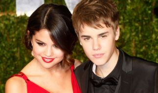 Selena Gomez und Justin Bieber (Foto)