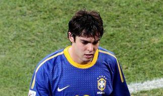 Seleção geht mit Gustavo und Kaká in Testspiele (Foto)
