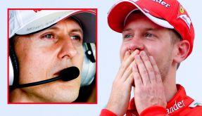 Wie einst Michael Schumacher