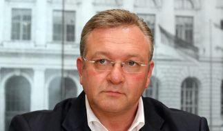 Senator Henkel gibt sich vor 1. Mai gelassen (Foto)